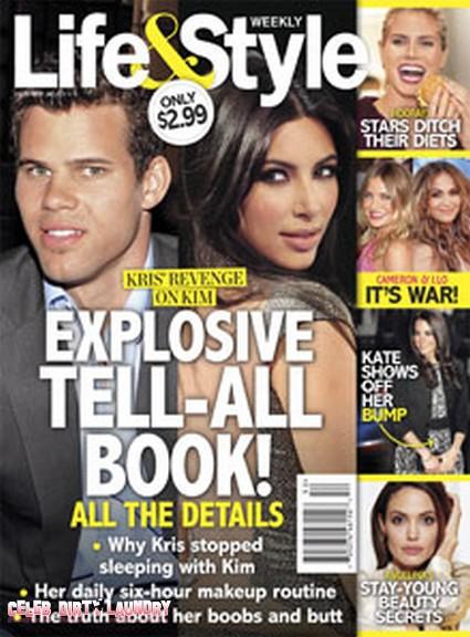 Kris Humphries Writes An Explosive Tell All Book (Photo)