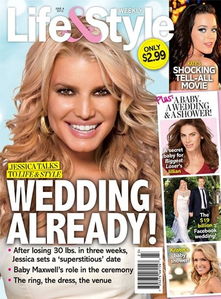 Jessica Simpson Talks About Her Wedding Plans