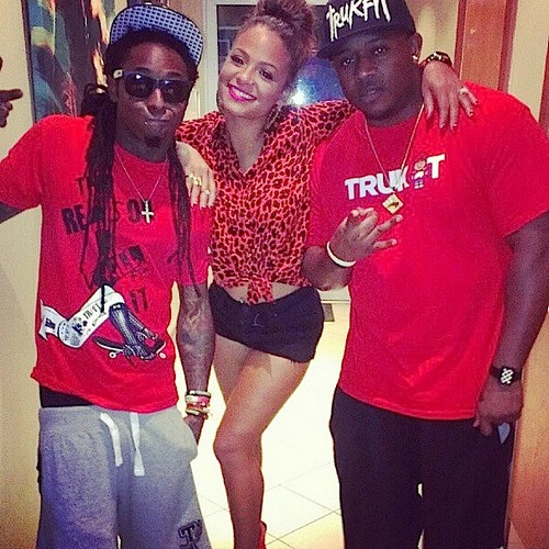 Lil Wayne Dating Christina Milan: Getting Even With Jas Prince, Ex-Fiancé and Business Partner