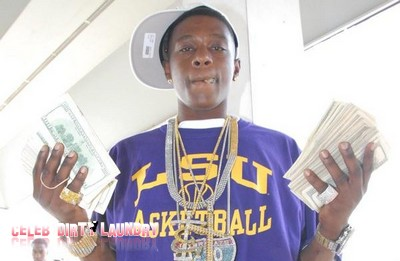 Lil Boosie Still In Lots Of Trouble - Gets 8 Years Hard Time