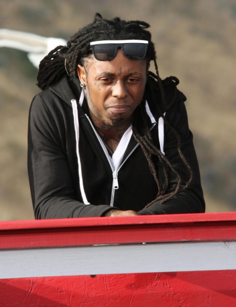 Lil Wayne Hospitalized Again For Another Seizure! 0501