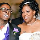 "Lil Wayne's Mom, Jacida Carter, Warns Son ""Drink Sizzurp in Moderation"" (Video)"