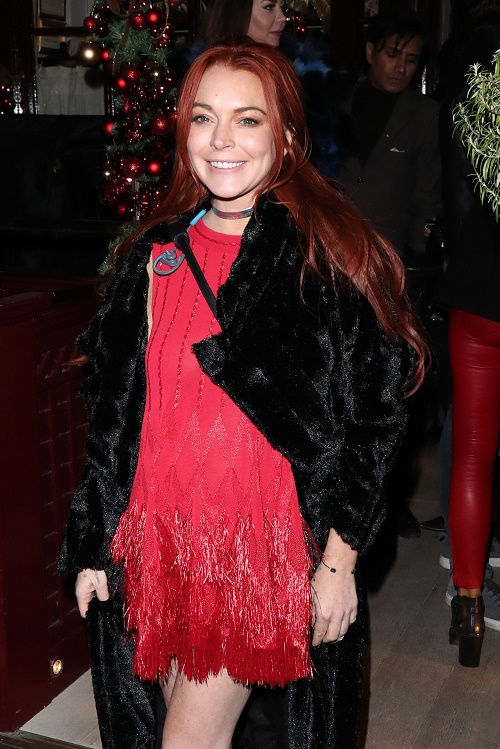 Lindsay Lohan Pining For Mariah Carey's Ex James Packer: Wants Billionaire Boyfriend To Fund Lifestyle?
