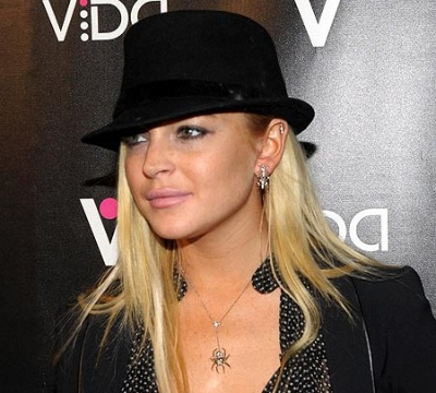 Lindsay Lohan Is Plagued By Anxiety