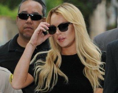 Lindsay Lohan Refuses Drugs