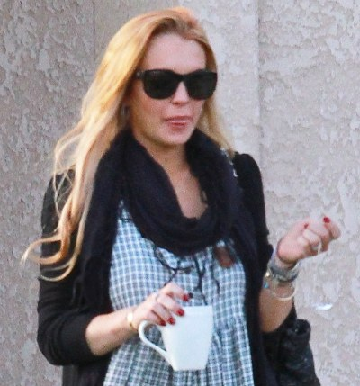 Lindsay Lohan Released From Rehab