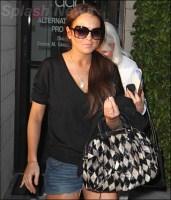 Is Lindsay Lohan's Stalker Sam Lufti?