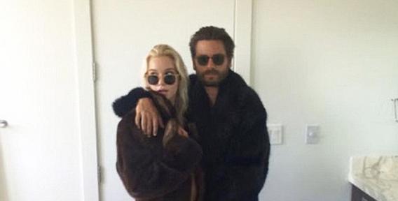 Lindsay Vrckovnik Denies Dating Scott Disick: 18 Year Old Model Says Kourtney Kardashian's Baby-Daddy Following Her Around