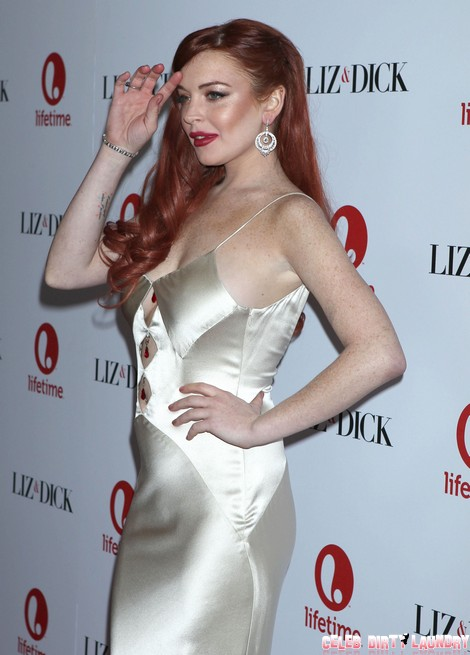 Lindsay Lohan Is Charlie Sheen's New Sex Goddess - Report