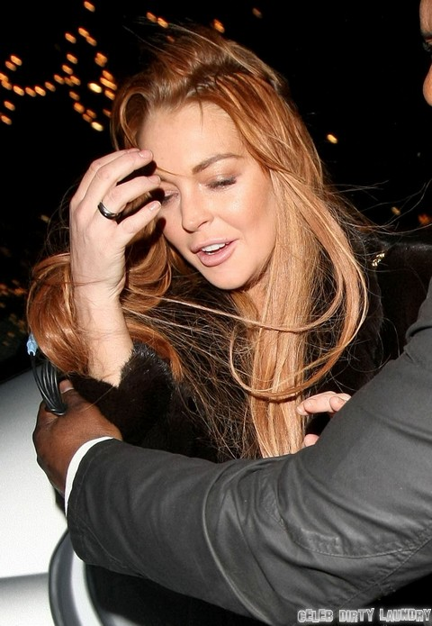 lindsay lohan getting fat without adderall at rehab