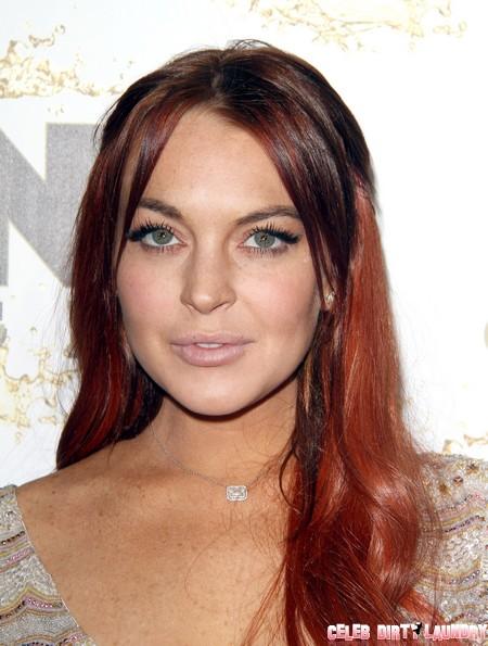 Lindsay Lohan Going To Jail As Gavin Doyle Finks: Public Enemy No. 1?