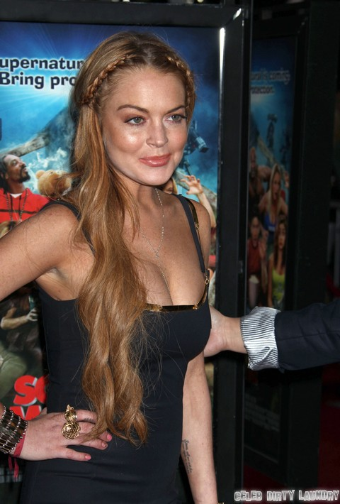 Tom Cruise Recruits Lindsay Lohan For Scientology Rehab