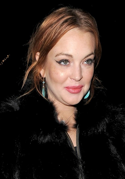 Lindsay Lohan: Official London Courtesan Paid to Keep Company With Foreign Prince