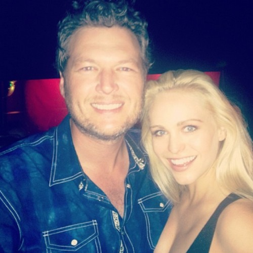Blake Shelton Caught Cheating With Lindsey Sporrer: Miranda Lambert Knows Marriage Finished (PHOTO)