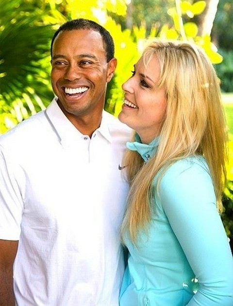 Lindsey Vonn Pregnant With Tiger Woods Baby - Is He Dreaming?