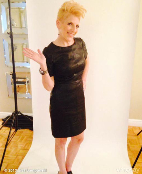 Lisa Lampanelli Reveals New Body after 100+ Pound Weight Loss and Gastrectomy! (PHOTOS)