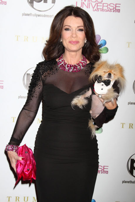 """Vanderpump Rules"" Star Lisa Vanderpump Would Divorce Her Husband For George Clooney"