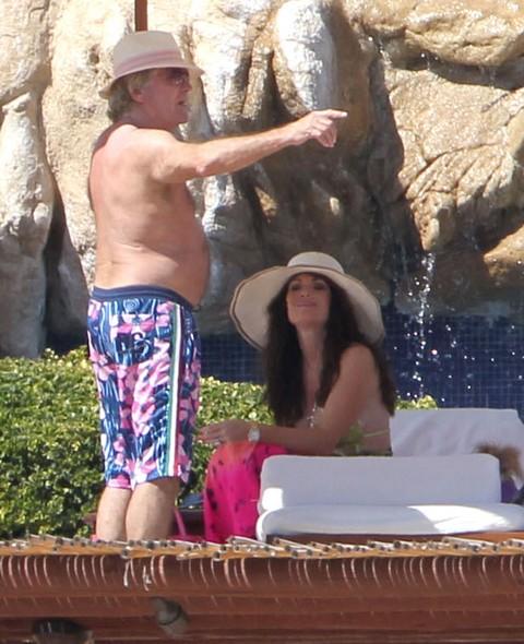 Lisa Vanderpump's Husband, Ken Todd, Confronts Lies: Ex-Wife Pamela Todd and Son Warren