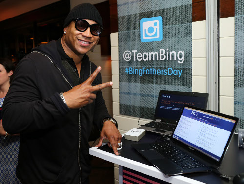 LL Cool J and Bing Celebrate Fathers at Special Father's Day Celebration in New York City! (PHOTOS)