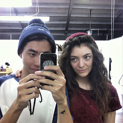Lorde Engaged To Boyfriend James Lowe - Report