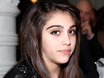 Madonna's Daughter Lourdes Wants Blue Hair