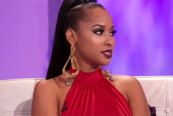 Love & Hip Hop Atlanta Reunion Part 2 Spoilers: Waka Flocka Flame's Wife Tammy Rivera Slams Joseline Hernandez (VIDEO)