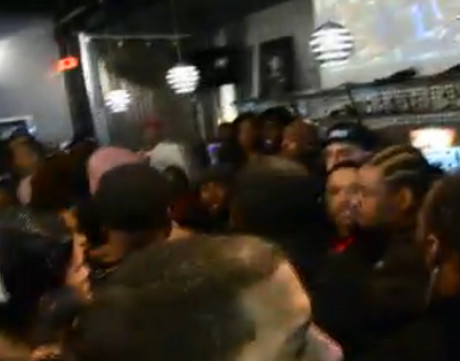Love And Hip Hop Atlanta Cast Involved In Epic Bloody Brawl During Filming: Karlie Redd KO'd, Momma Dee Smacked With Bottle! (VIDEO)