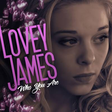 CDL Exclusive: Lovey James Premieres New Music Video 'Who You Are' and Takes Over Our Twitter to Chat with Fans -- TODAY 3 PM PST!