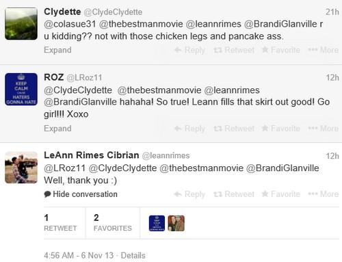 LeAnn Rimes Clinging To Eddie Cibrian Marriage