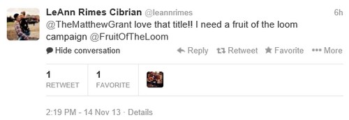 LeAnn Rimes To Promote Underwear After Eddie Cibrian Separation and Divorce? (VIDEO)