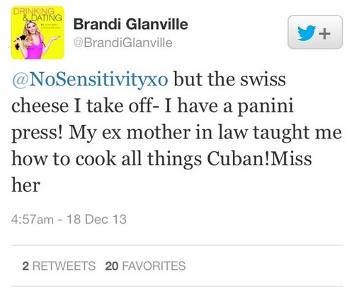 LeAnn Rimes Scribbles On Her Arm, Stalks, Attacks and Tries To Ruin Brandi Glanville's Christmas
