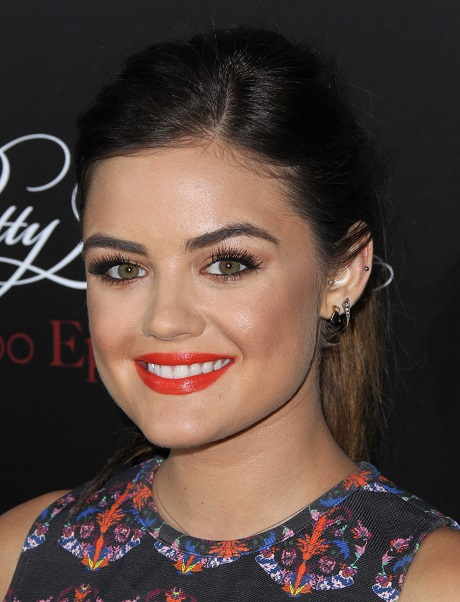 Fifty Shades Of Grey Movie: Lucy Hale Reveals She Auditioned For Anastasia Steele Role - Failed To Get Part!