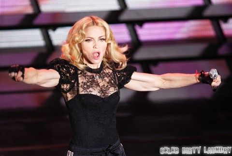 Madonna Sides With Ashton Kutcher Over Demi Moore In Divorce Battle