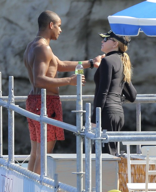 Madonna And Brahim Zaibat Split: Official Breakup After Dating For Three Years