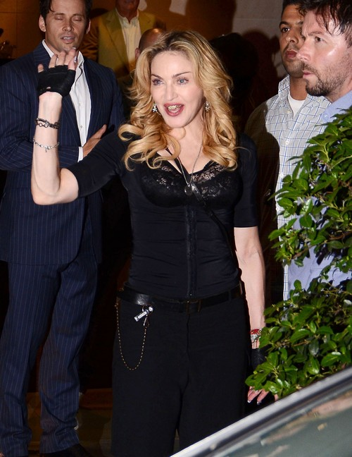Madonna Is Forbes' Highest Earning Musician At $125 Million