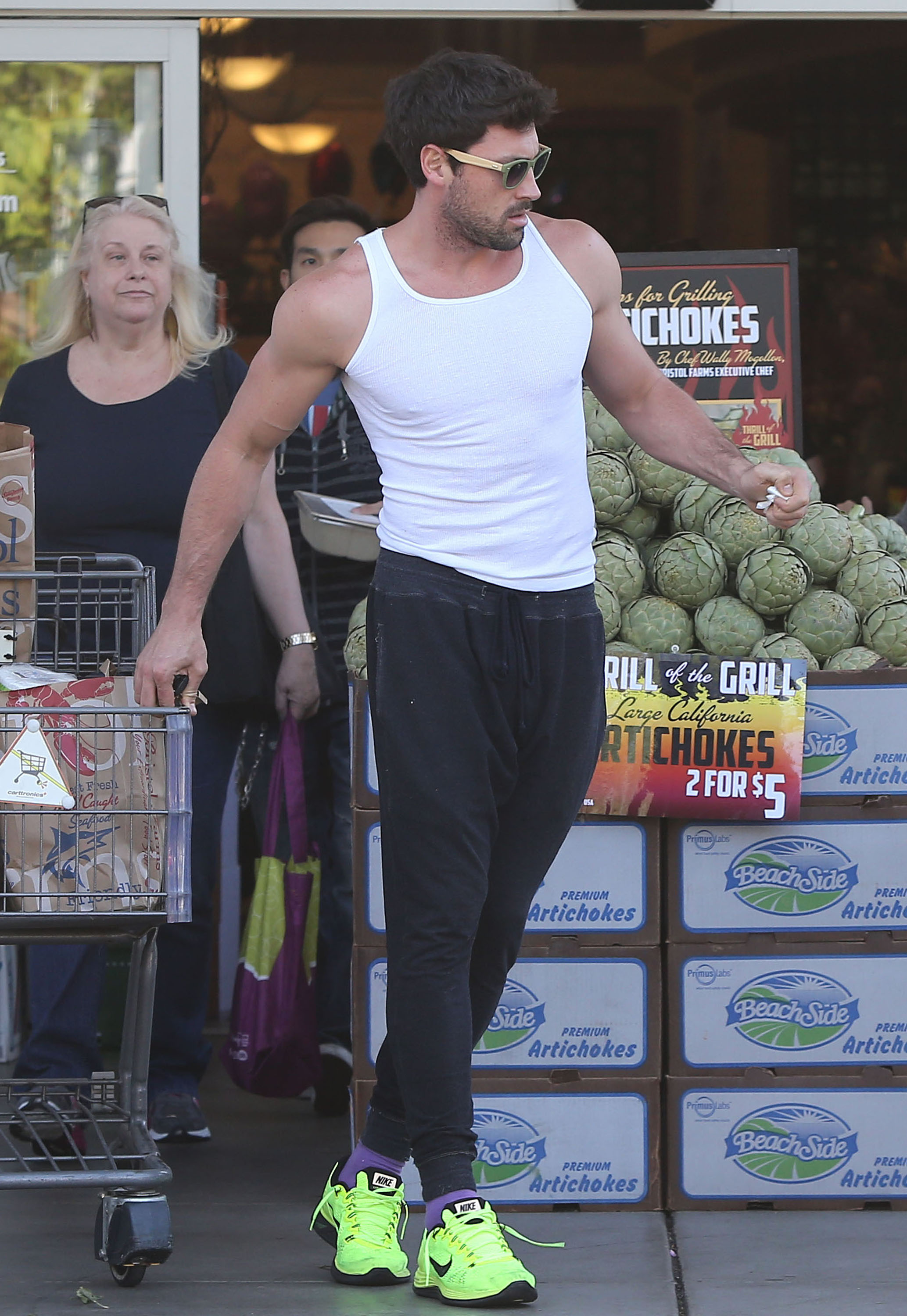 DWTS Maks Chmerkovskiy and Peta Murgatroyd Kicked Out of Lamaze Class