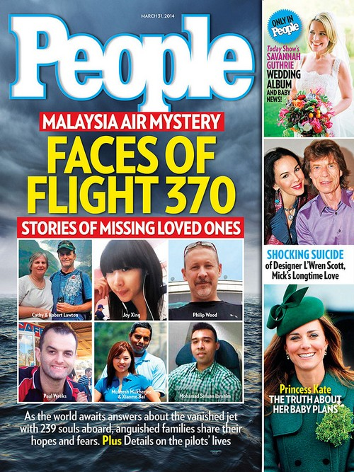 Missing Malaysia Airlines Flight 370: Heartbreaking Stories From Family Members As They Wait (PHOTO)