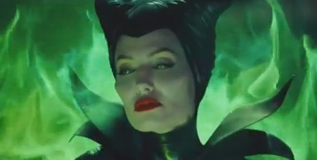 Angelina Jolie Heats Up New Maleficent Trailer with Dark Magic -- Watch Sneak Peek Here (VIDEO)