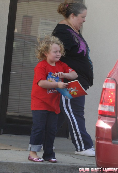 Honey Boo Boo's Redneck Sister Paternity Drama Unfolds