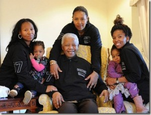 Nelson Mandela's Daughters Zindzi and Zenani Learned of Father's Death During Movie Premiere