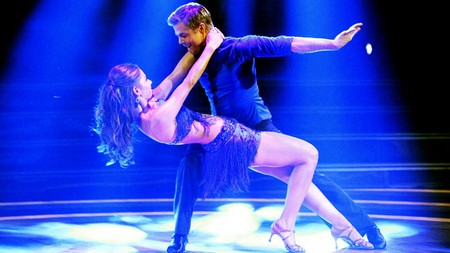 Maria Menounos Dancing With The Stars Jive Performance Video 5/14/12