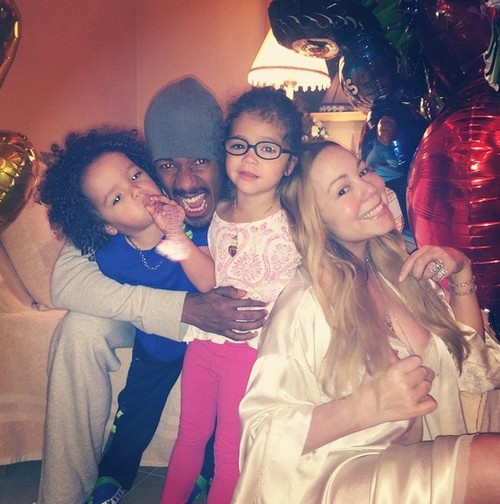 Mariah Carey, Nick Cannon Divorce Custody Battle Splits The Twins - Monroe and Moroccan Separated?