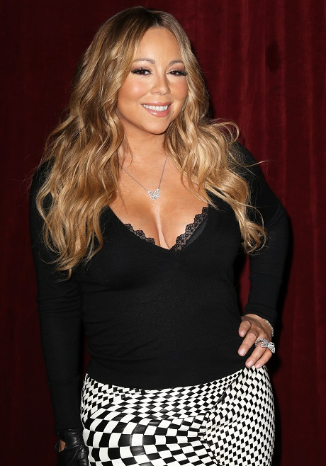 Mariah Carey Announces The Launch Of Her Go N'Syde Bottle 'Butterfly'