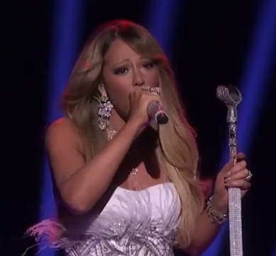 Mariah Carey Lip Sync Scandal: American Idol's Final Humiliation (VIDEO)