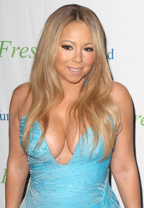 Mariah Carey Pics Leaked: Terry Richardson Photoshop Retouched Photos - From Chubby To Slim