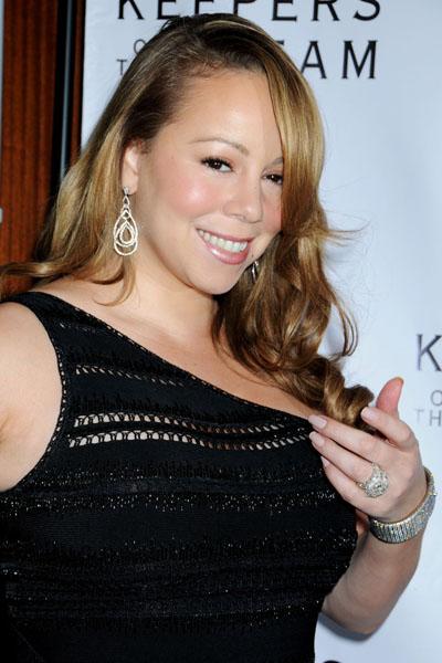 Simon Cowell Wants Mariah Carey To Replace Paula Abdul On 'X Factor'