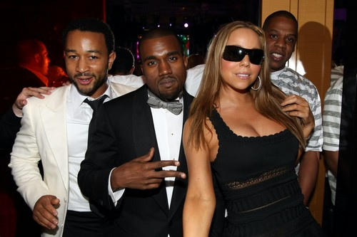 Mariah Carey Steals Kanye West: Revenge For Kim Kardashian Affair With Nick Cannon!