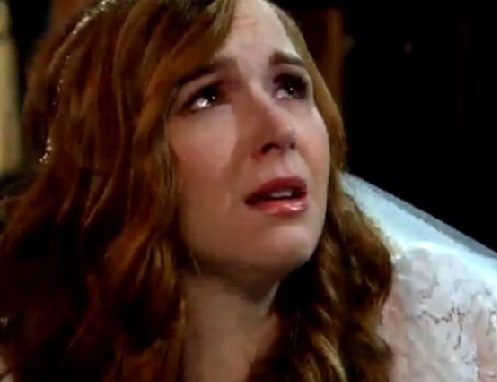 The Young and the Restless Spoilers: Ian Ward Blackmails Sharon Using Mariah - Kidnaps, Drugs and Dresses Her in Wedding Gown!