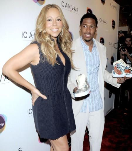 Mariah Carey American Idol Bound? Singer Still Bitter Over Britney Spears X Factor Deal 0712