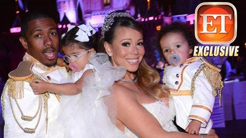 Mariah Carey And Nick Cannon: Disneyland Wedding Vow Renewal Ceremony - Stupid and Tacky?